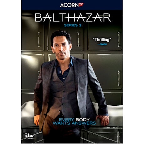 Balthazar, Series 2 DVD