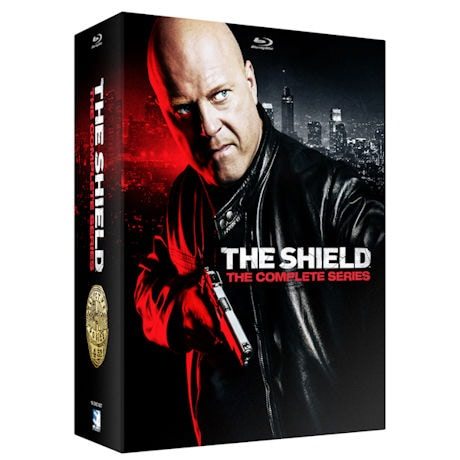 The Shield: The Complete Series DVD