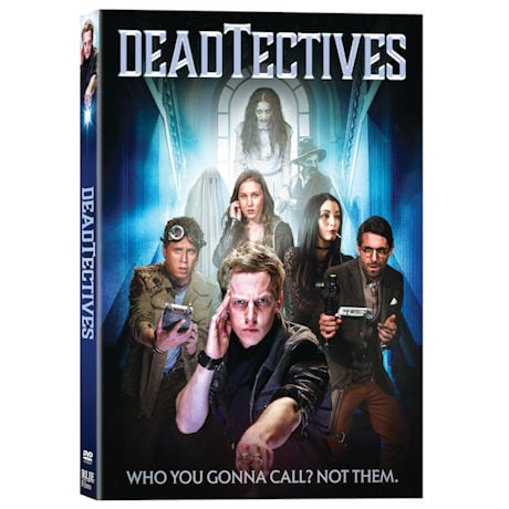 Deadtectives DVD