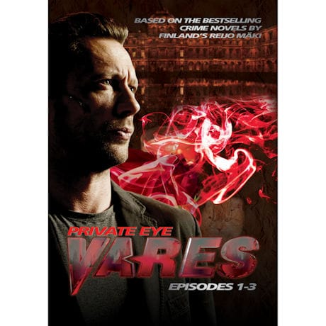 Private Eye: Vares 1-3 DVD