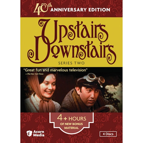 Upstairs Downstairs Seasons 2-5 (Abridged  Version) DVD