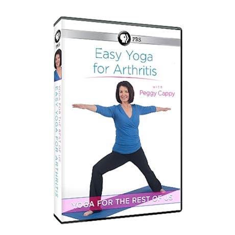 Yoga for the Rest of Us: Easy Yoga for Arthritis with Peggy Cappy DVD