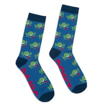 Product Image for The Hitchhiker's Guide to the Galaxy Socks