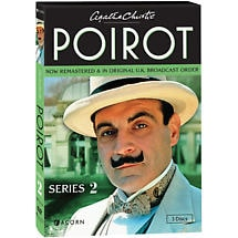 Product Image for Agatha Christie's Poirot: Series 2 DVD & Blu-ray