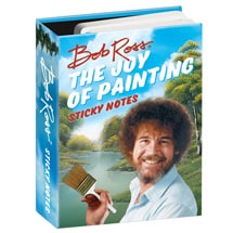 Product Image for Bob Ross The Joy of Painting Sticky Notes