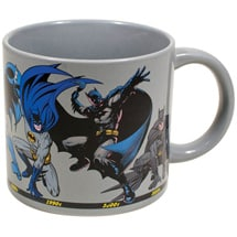 Product Image for Batman Through the Years Mug