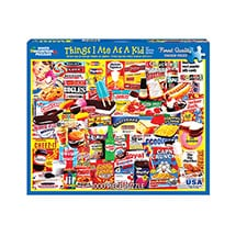 Product Image for Things I Ate As A Kid 1000 Piece Puzzle