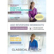 Classical Stretch Age Reversing Workouts For Beginners DVD