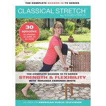 Classical Stretch Season 10: Strength & Flexibility DVD