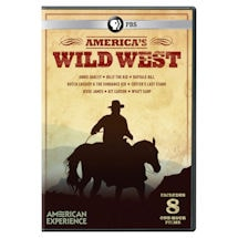 Alternate Image 2 for America's Wild West DVD