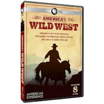 Product Image for America's Wild West DVD