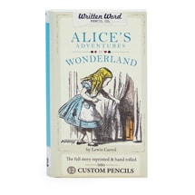 Product Image for Alice's Adventures in Wonderland Classic Story Pencils