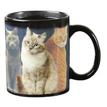 Alternate Image 5 for One Cat Leads to Another Magic Heat-Changing Coffee Mug
