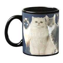 Alternate Image 6 for One Cat Leads to Another Magic Heat-Changing Coffee Mug