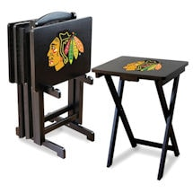 Alternate Image 1 for NHL TV Tray Set