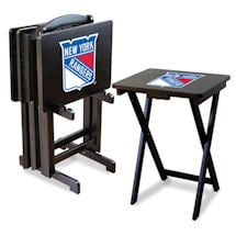 Alternate Image 4 for NHL TV Tray Set