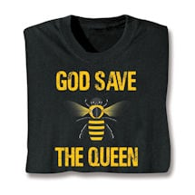Product Image for God Save The Queen Shirts