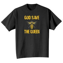 Alternate Image 2 for God Save The Queen Shirts