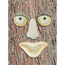 Product Image for Glow-In-The-Dark Tree Face