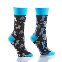 Product Image for Cat and Mouse Women's Socks
