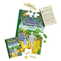 Product Image for The Wizard of Oz Two-Sided Puzzle