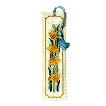 Alternate Image 4 for Cross-Stitch Bookmark Kits