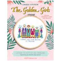 Product Image for The Golden Girls Cross Stitch Kit