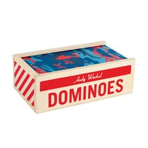 Product Image for Andy Warhol Wooden Dominoes