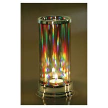 Product Image for Rainbow Prism Crystal Candleholder