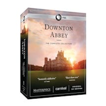 Alternate Image 7 for Downton Abbey: The Complete Series - Unedited UK Edition DVD & Blu-ray