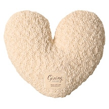Product Image for Giving Heart Weighted Pillow