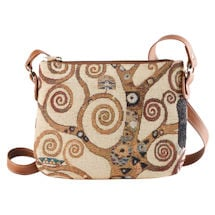 Alternate Image 1 for Fine Art Tapestry Crossbody Bags