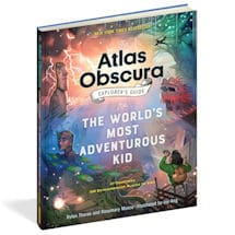 Product Image for Atlas Obscura Explorer's Guide for the World's Most Adventurous Kid
