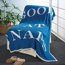 Product Image for Good at Naps Throw Blanket