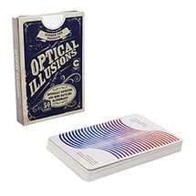 Product Image for Optical Illusions 50 Card Deck