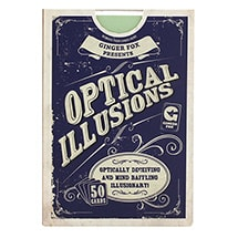 Alternate Image 3 for Optical Illusions 50 Card Deck