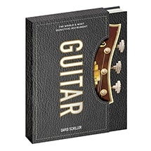 Alternate Image 1 for Guitar: The World's Most Seductive Instrument Book (Hardcover)