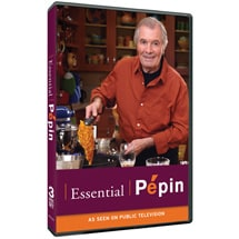 Jacques Pepin: Essential Pepin DVD