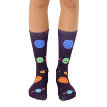 Product Image for Planets Crew Socks