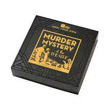 Alternate Image 1 for Murder Mystery at the Theatre Game