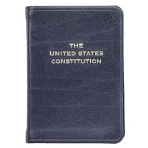 Product Image for U.S. Constitution Leatherbound Keepsake - Unpersonalized