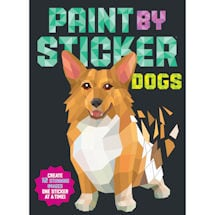 Product Image for Paint By Sticker Dogs