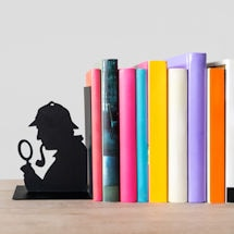 Alternate Image 3 for Sherlock Holmes Silhouette Bookend