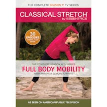 Classical Stretch Season 11: Full Body Mobility DVD