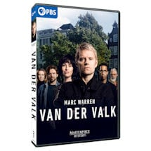 Product Image for PRE-ORDER Masterpiece Mystery!: Van der Valk DVD