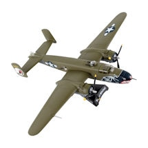 Alternate Image 4 for WWII Die-Cast War Planes - Betty's Dream