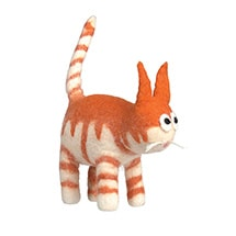 Product Image for Felt Cat Characters