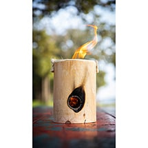 Product Image for One Log Fire (Set of Two)