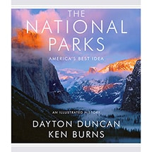 Ken Burns: The National Parks: America's Best Idea Book (Hardcover)