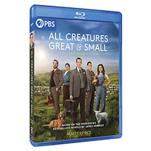 Alternate Image 1 for PRE-ORDER Masterpiece: All Creatures Great and Small DVD & Blu-ray